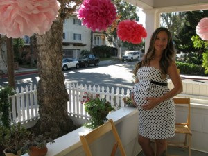 Valerie - baby shower