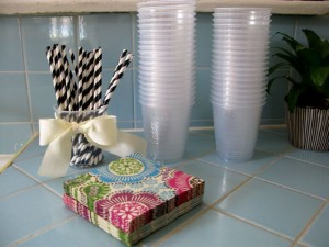 val val party - cups